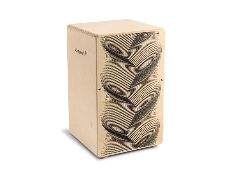 Cajon Schlagwerk CP 120 X-One Illusion