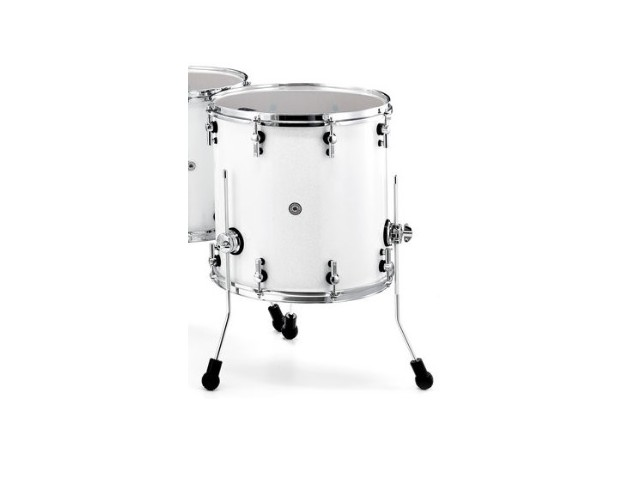 Boben floor tom Sonor 18x16 SQ2 Maple White Sparkle 10080770 Custom