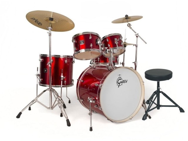 Bobni Gretsch Energy Red set20