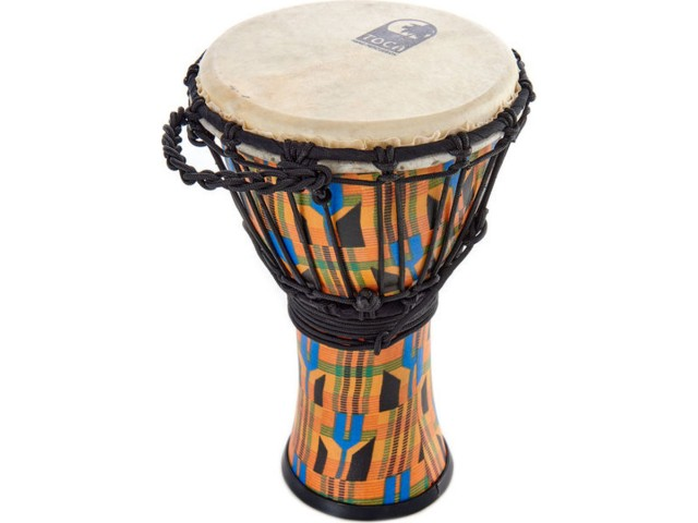 Djembe Toca SFDJ-7K 07 Freestyle Kente Cloth TO803.211