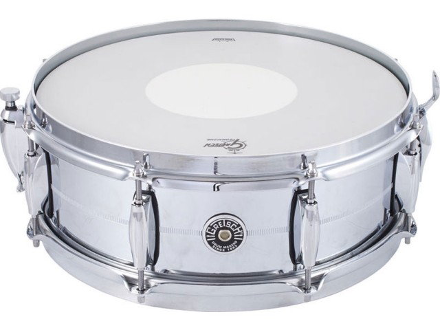 Boben snare Gretsch 14x05 Brooklyn Crome Over Brass GB4160 GR809.170