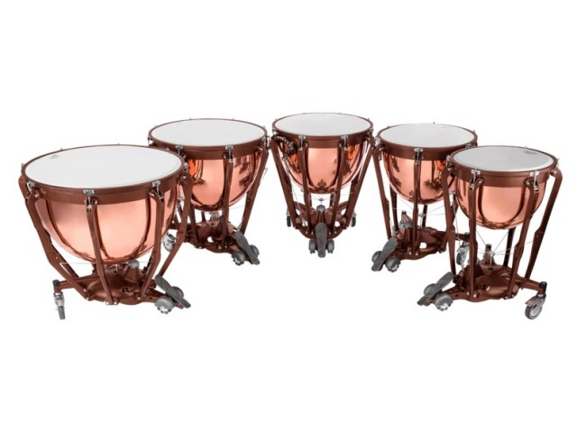 "Timpani Ludwig 23"" Professional Polished Copper LTP523PG"