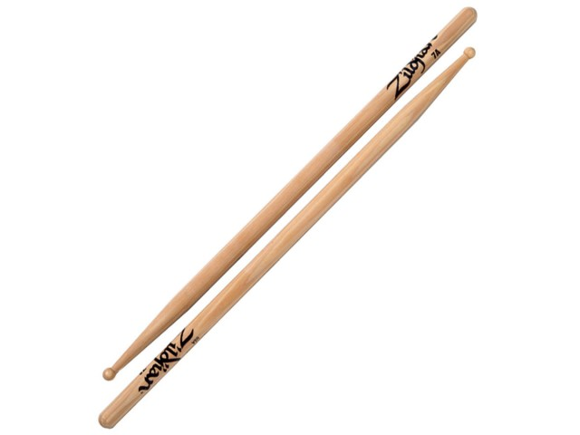 Palice Zildjian 7AWN Wood Natural par